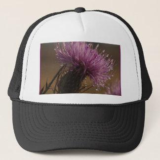 Thistle.Bedewed.Big.Meadows.1.square Trucker Hat