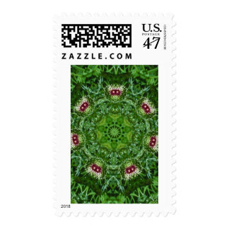 Thistle Buds Stamp