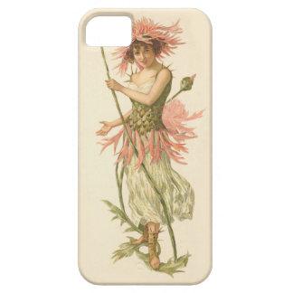 Thistle Fairy iPhone 5 Case