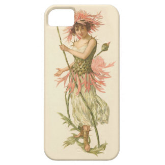 Thistle Fairy Cover For iPhone 5/5S