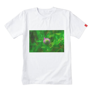 Thistle macro zazzle HEART T-Shirt