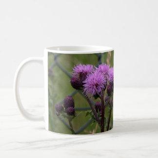 Thistle Coffee Mugs