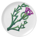 Thistle Party Plates