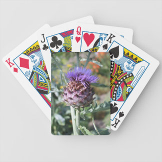 Thistle Poker Cards