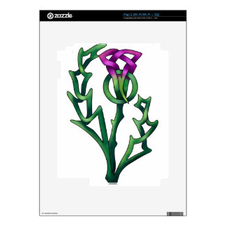 Thistle Skin For iPad 2