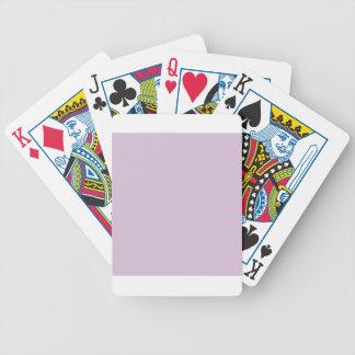 Thistle Violet Deck Of Cards