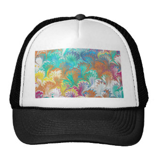 Thistle Water Marbling Trucker Hat