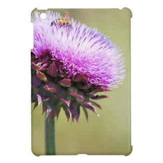 """""""Thistle with Bee""""  collection iPad Mini Cover"""