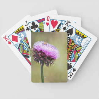 """""""Thistle with Bee""""  collection Card Deck"""