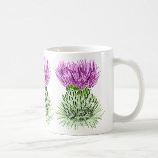 Thistles Mug Coffee Mugs