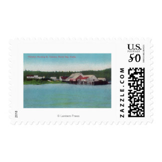 Thlinket Packing Co. Salmon Cannery Postage