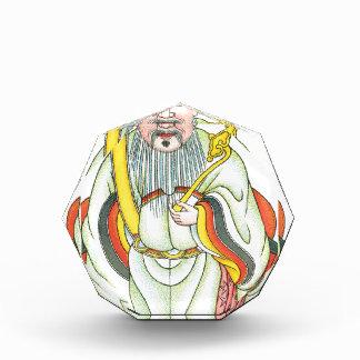 Tho Dragon King of the Western Seas Acrylic Award
