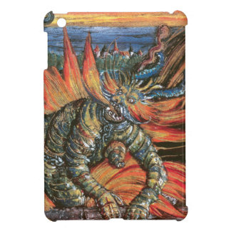 Tho Key to the Abyss: Lucas Cranach the iPad Mini Cover