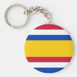 Tholen, Netherlands Keychain