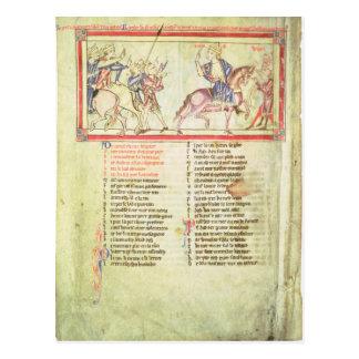 Thomas a Becket Postcard