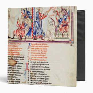 Thomas a Becket pronounces Binder