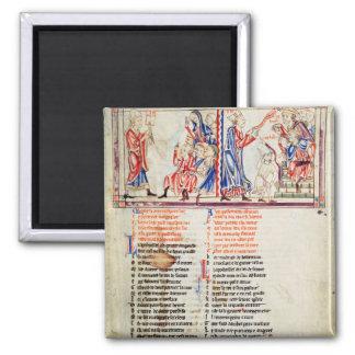 Thomas a Becket pronounces Magnet