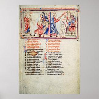 Thomas a Becket pronounces Poster
