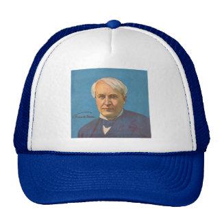 Thomas A. Edison Hat