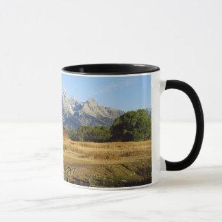 Thomas A. Moulton Barn Mug