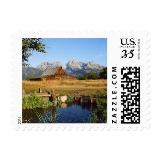 Thomas A. Moulton Barn Postage