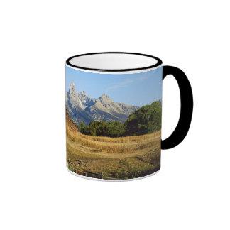 Thomas A. Moulton Barn Ringer Mug
