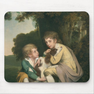 Thomas and Joseph Pickford as Children, c.1777-9 Mouse Pad