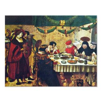 Thomas Aquinas At Saint Louis By Deutsch Niklaus M Announcement