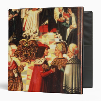 Thomas Aquinas being received into the Dominican O 3 Ring Binder