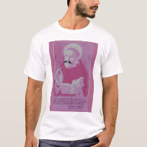 Thomas Aquinas had a sense of humor T-Shirt