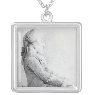 Thomas Augustine Arne Silver Plated Necklace