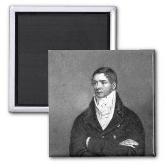 Thomas Belcher, grabado por Charles Turner, 1814 Imanes De Nevera