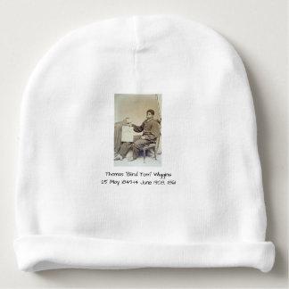 "Thomas ""Blind Tom"" Wiggins, 1861 Baby Beanie"