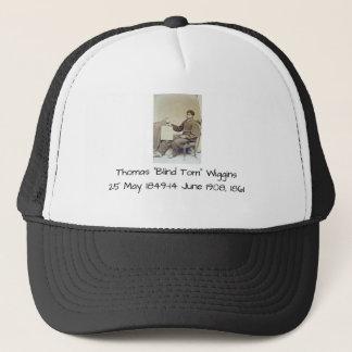 "Thomas ""Blind Tom"" Wiggins, 1861 Trucker Hat"