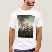Thomas Brown at the Battle of Dettingen T-Shirt
