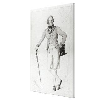 Thomas Bruce, 7th Earl of Elgin Canvas Print