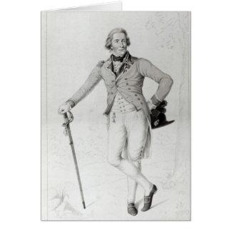 Thomas Bruce, 7th Earl of Elgin Card