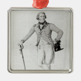Thomas Bruce, 7th Earl of Elgin Metal Ornament