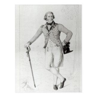 Thomas Bruce, 7th Earl of Elgin Postcard