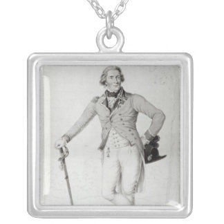 Thomas Bruce, 7th Earl of Elgin Silver Plated Necklace