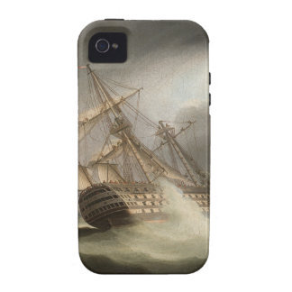 Thomas Buttersworth - H.M.S. 'Victory' Vibe iPhone 4 Case