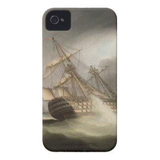 Thomas Buttersworth - H.M.S. 'Victory' iPhone 4 Case-Mate Case