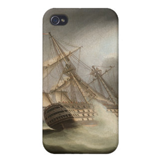 Thomas Buttersworth - H.M.S. 'Victory' iPhone 4/4S Case