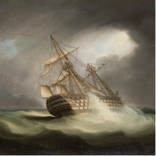 Thomas Buttersworth - H.M.S. 'Victory' Photo Sculptures