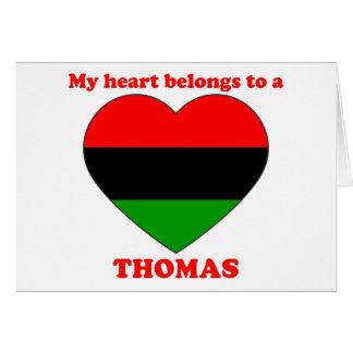 Thomas Card