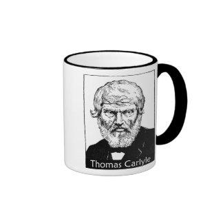 Thomas Carlyle Mugs