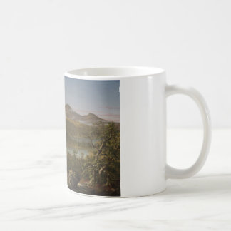Thomas Cole - A View of the Two Lakes and Mountain Coffee Mug
