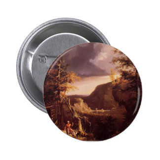 Thomas Cole- Daniel Boone Sitting at the Door Pins