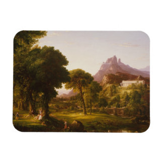 Thomas Cole - Dream of Arcadia Magnet