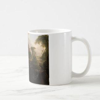 Thomas Cole - Expulsion from the Garden of Eden Coffee Mug
